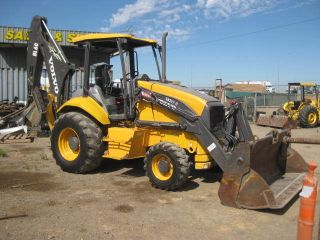 2006 Volvo Bl60 4x4 Backhoe Loader,  2100 Hours,  Ext Hoe,  4/1,  Low Reserve photo