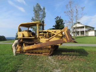 Caterpillar D8h photo