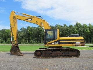 2001 Cat 330bl Excavator photo