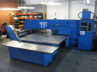 Finn - Power Cnc Turret Punch Press Tp - 2525 - If2 photo