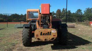 Lull Forklift 944e - 42 photo