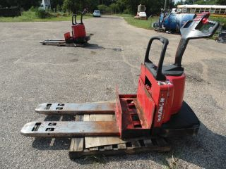 2003 Raymond 112tm - Fre60l Electric Pallet Jack In Mississippi photo