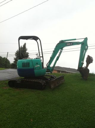 Ihi Mini Excavator photo