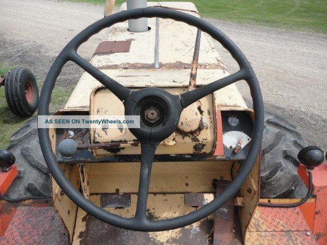 Antique Tractors 4 Wheel Drive : J i casetraction king four wheel drive tractor pulling