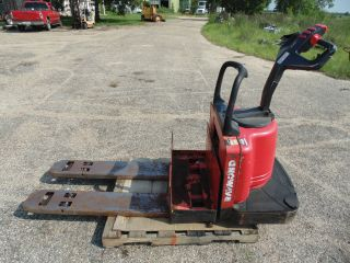 2003 Raymond 112 Electric Lift Truck In Mississippi photo