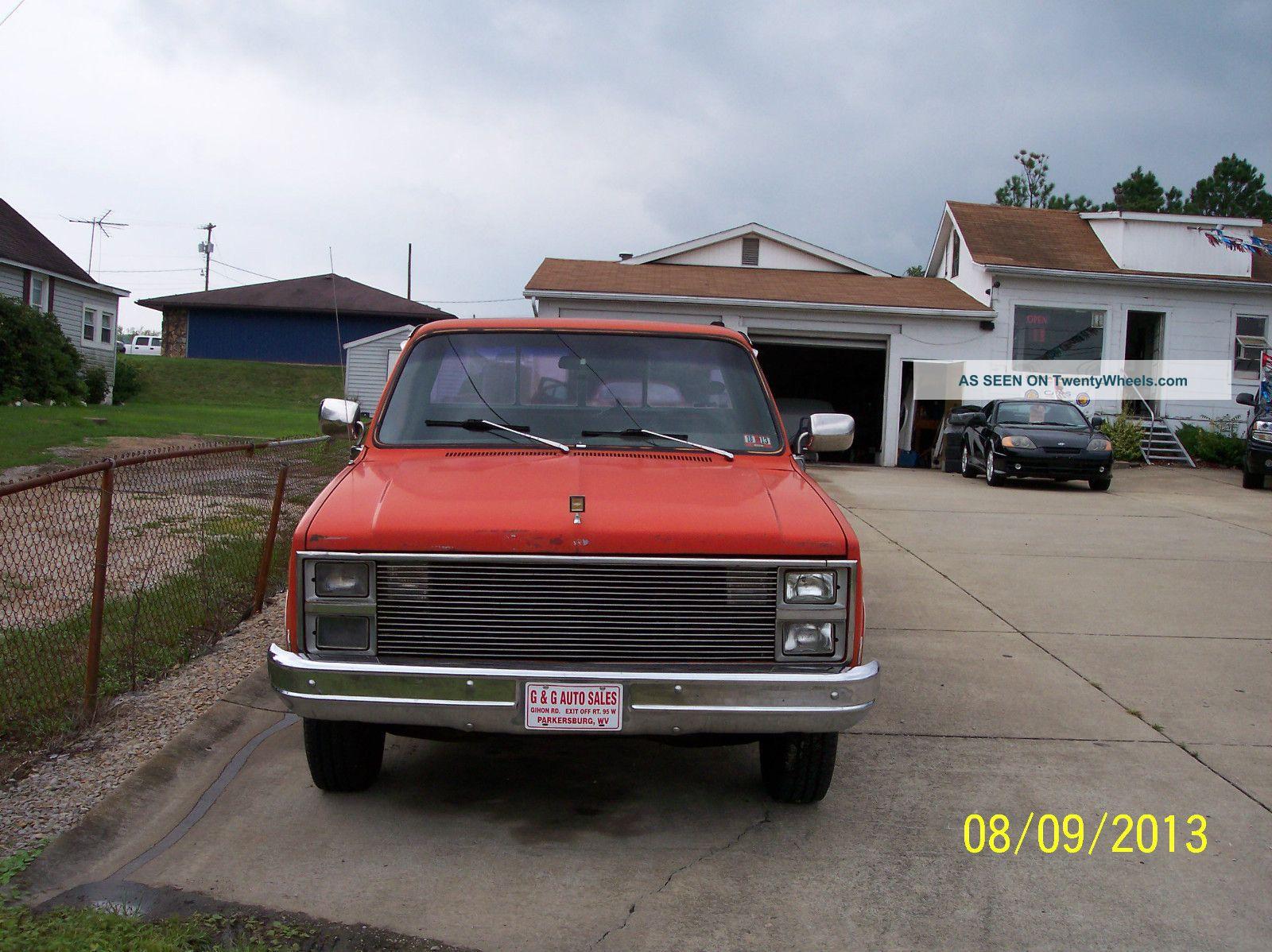 1978 Chevrolet C30 Flatbeds & Rollbacks photo 4