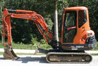 2005 Kubota Series Mini Excavator Kx91 - 3 photo
