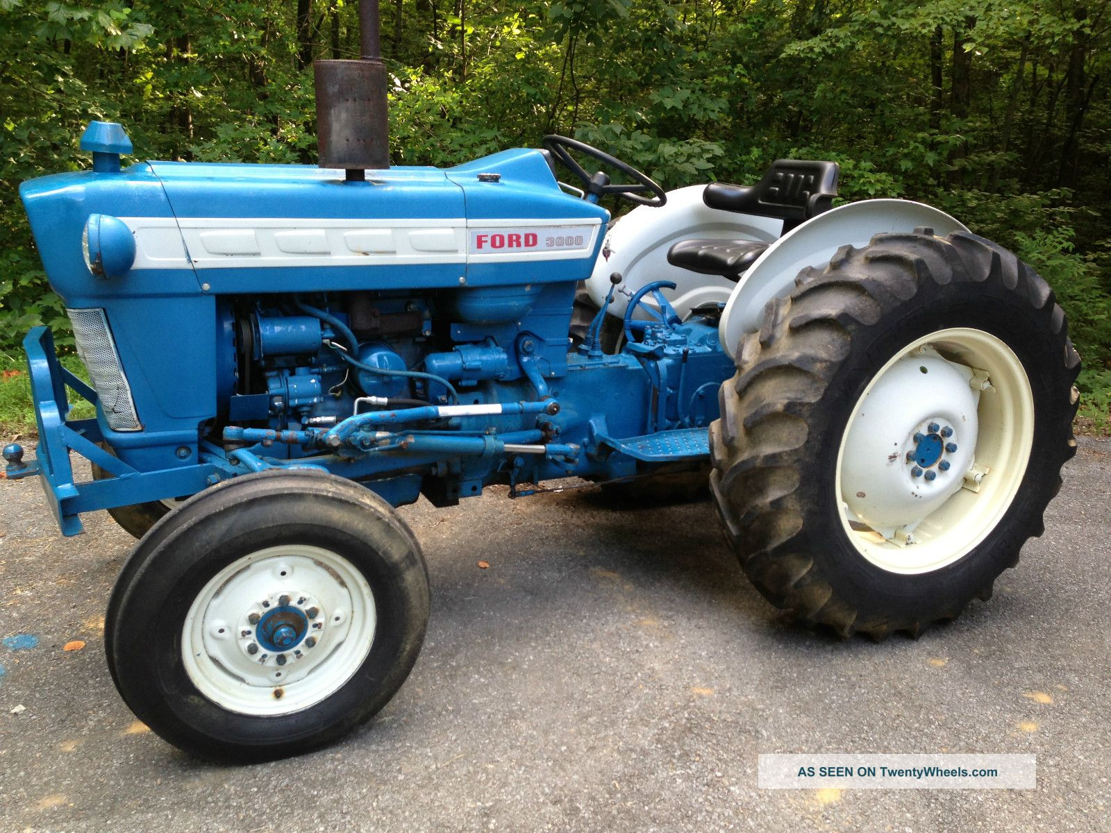 1975 Ford 3000 Tractor : Ford diesel tractor pictures to pin on pinterest