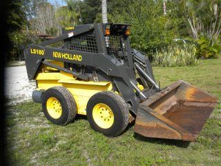 2004 Holland Ls180 Turbo - photo