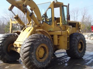966c Caterpillar Loader photo