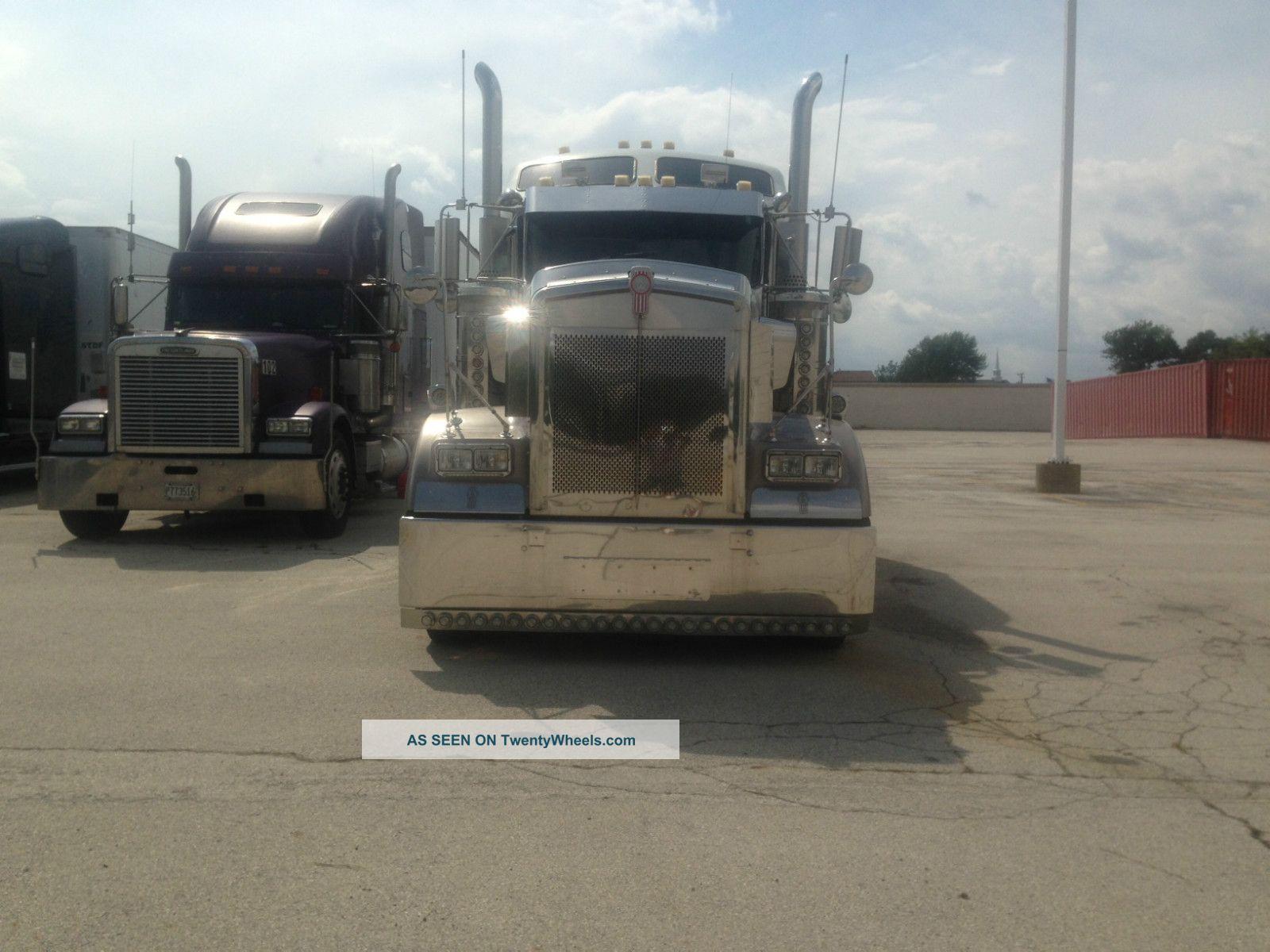 ... 1999 kenworth w900l heavy duty truck for sale in arkansas lead hill