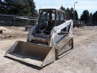 2007 Bobcat T180 Skid Steer Loader - 12
