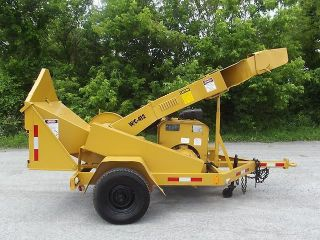 2001 Woodchuck Wc412 Chipper Forestry Arborist Gm 3.  0l Drum Chipper photo