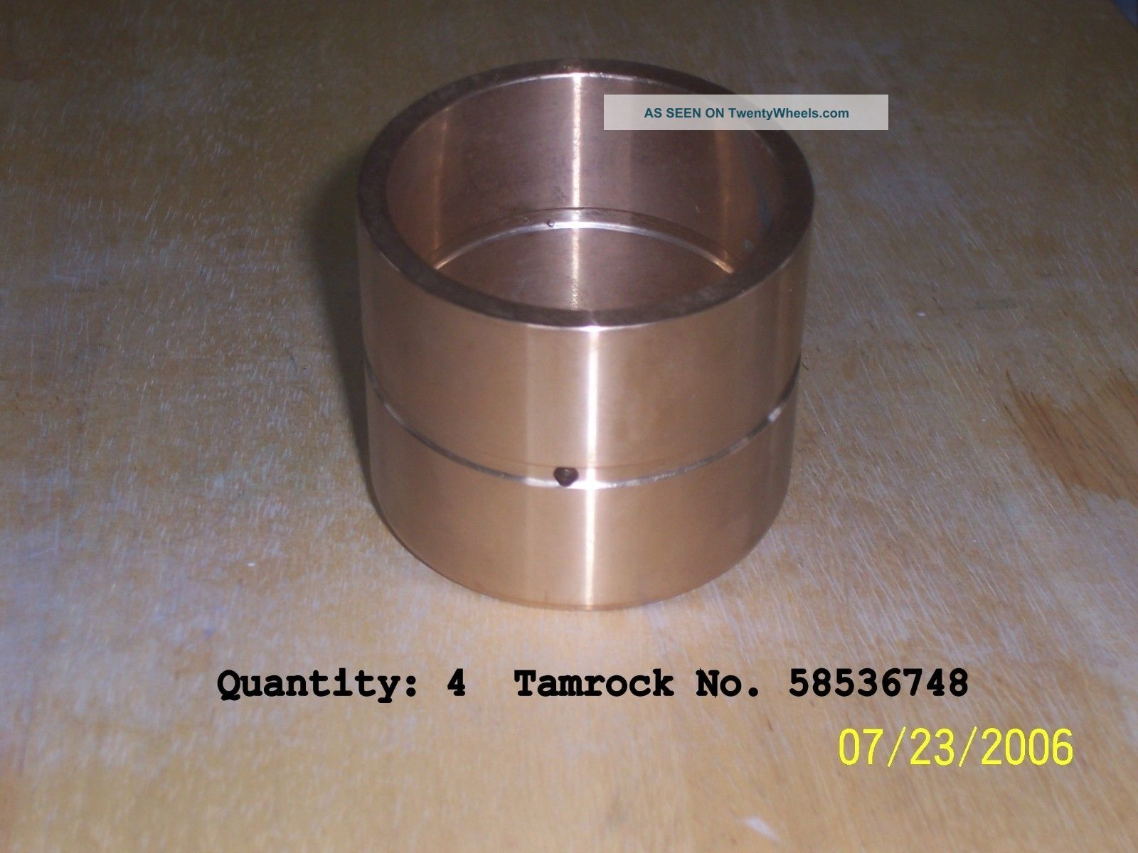 Skf And Tamrock Mining Equipment Spares Material Handling & Processing photo