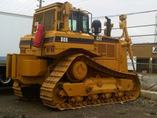 2003 Cat D8r Dozer photo