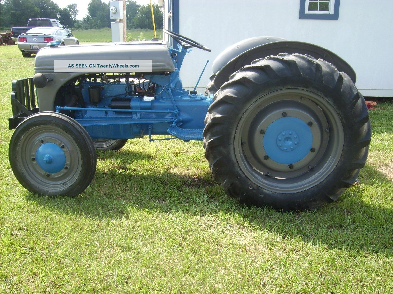 1941 Ford 9n Tractor : Ford n tractor specs