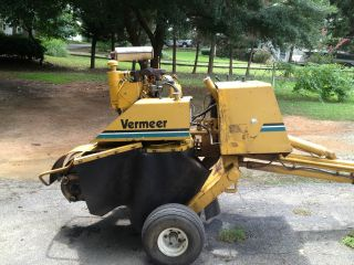 Vermeer 630b Stump Grinder photo