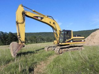 1996 Caterpillar Cat 330b L Hydraulic Excavator 72