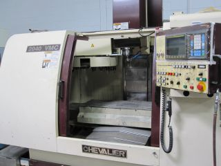 Chevalier 2040 Cnc Mill Vertical Machining Center photo