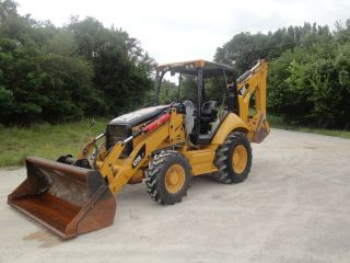 2007 Caterpillar 420e It Backhoe photo