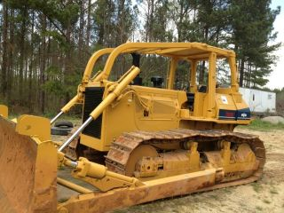 1988 Komatsu D - 83 Dozer With Engine And Undercarriage. photo