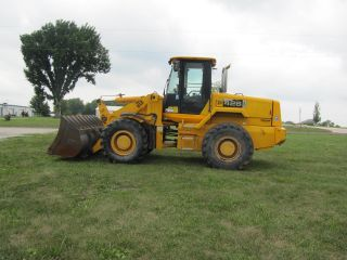 2004 Jcb 426zx Tier Iii Bank _repo photo