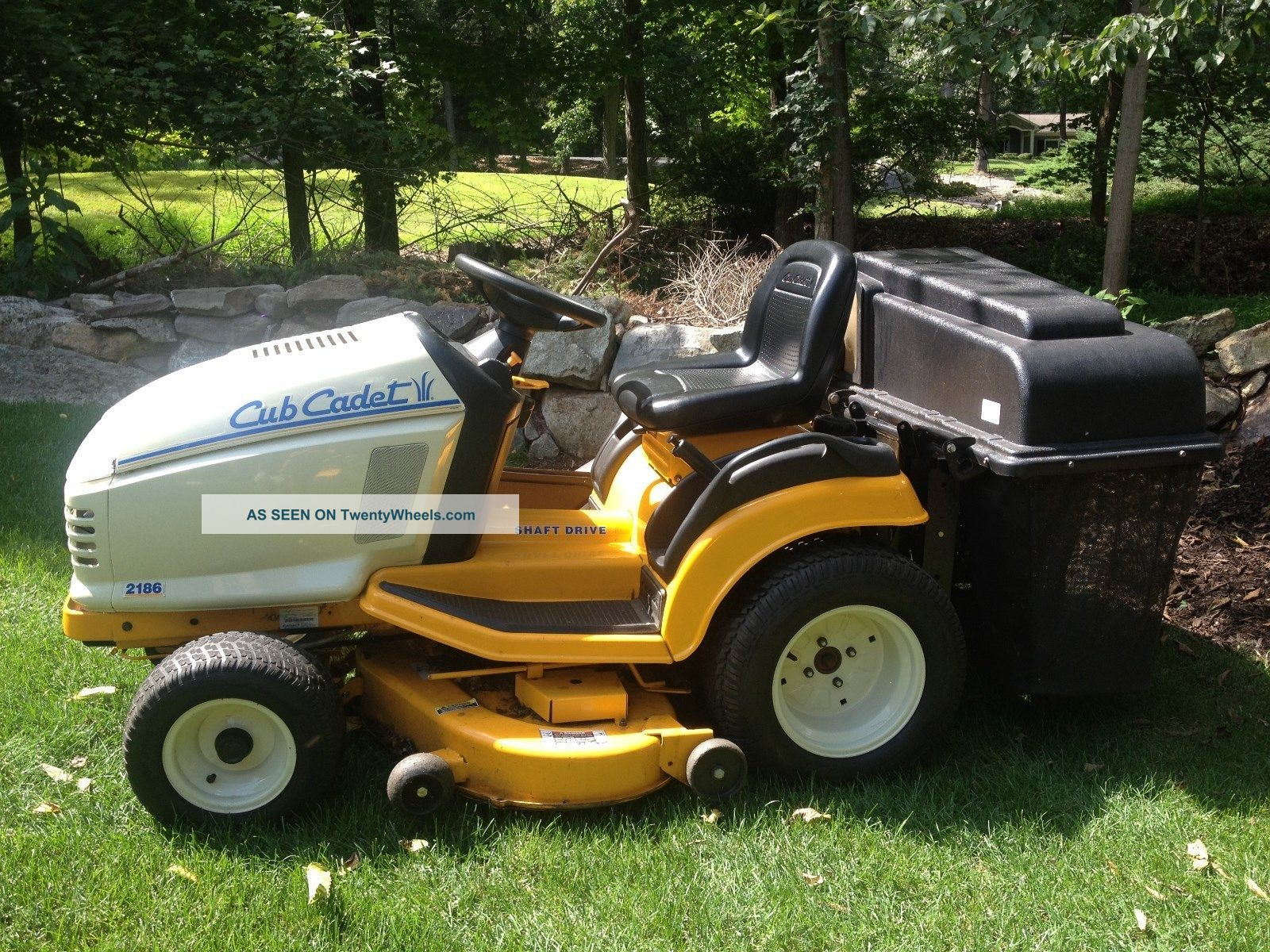 Cub Cadet Lawn Tractors : Page not found