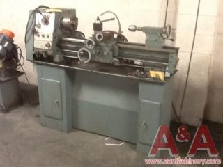 Enco 110 - 2072 Engine Lathe photo