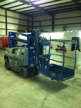 Genie Lift Z - 20/8 Aerial Manlift Boom 2 Occupant photo