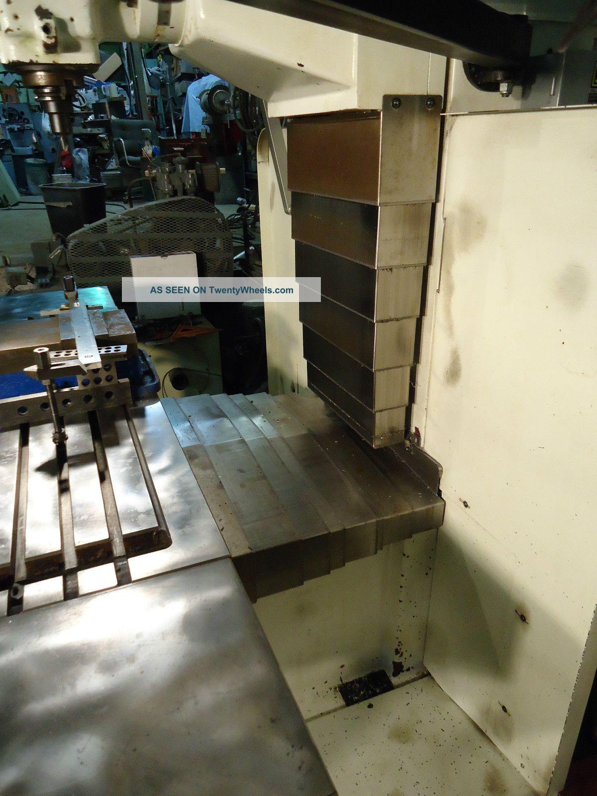Fryer Mb - 11 Cnc Milling Machine Anilam 3300 Mk Control Speed
