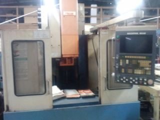 1992 Mazak Mt - V - 414 Vmc Cnc - - photo
