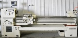 Summit Machine Tool Engine Lathe Model 19 - 4x80,  Anilam Read - Out photo