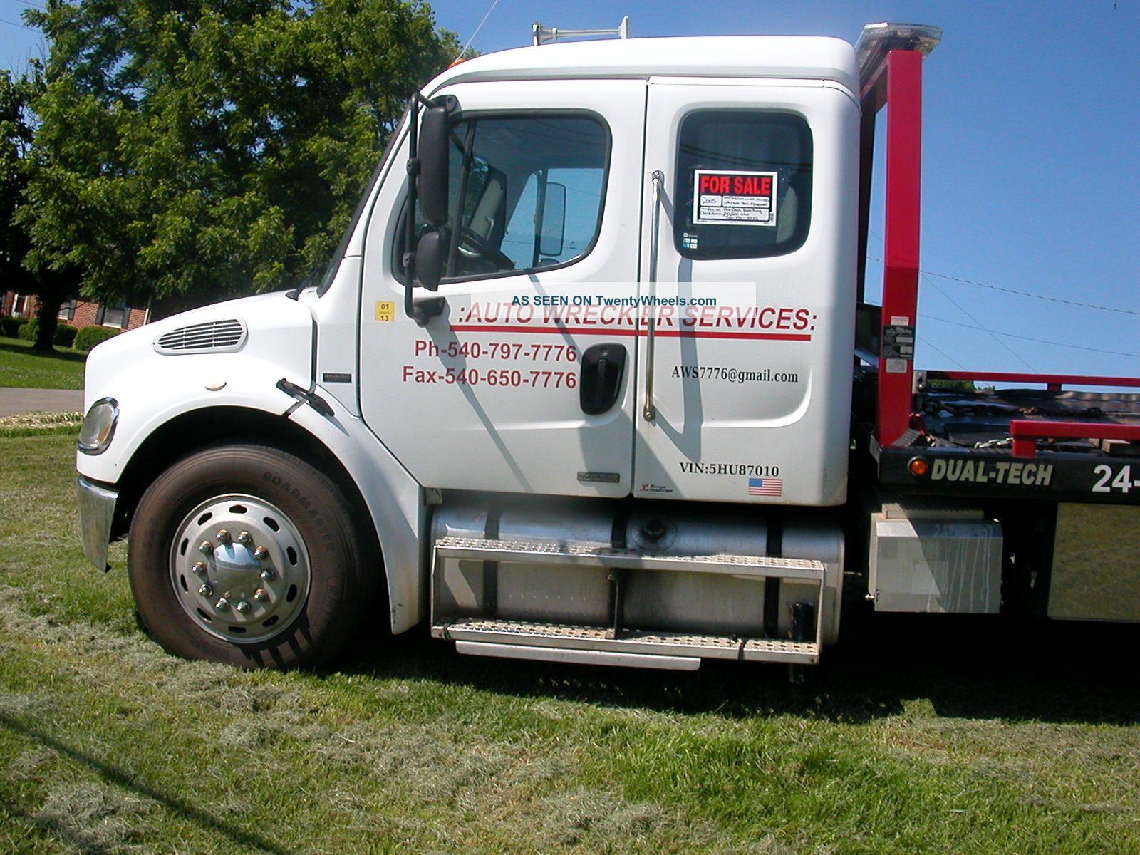 2005 Freightliner M2 - 106