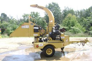 Brush Chipper - Vermeer Bc625 - Gas Powered Kohler photo