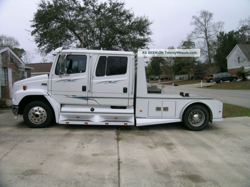 2000 Freightliner Fl60 Sport Chassis Other Medium Duty Trucks photo