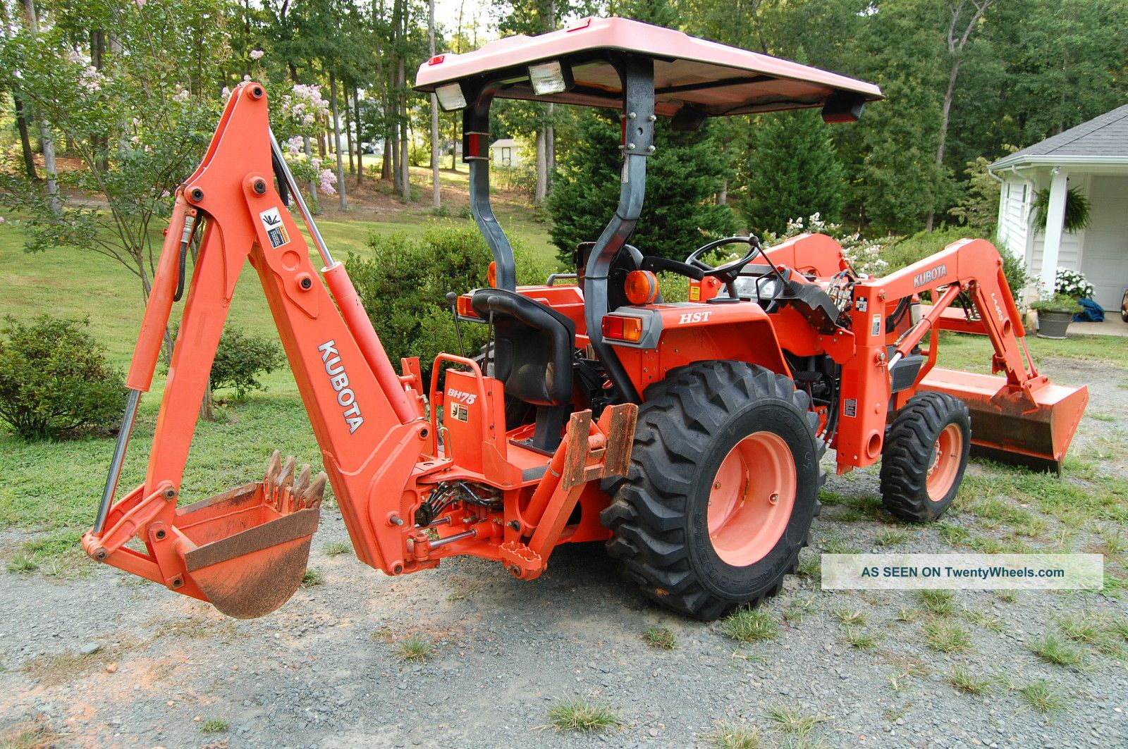 Kubota Diesel Tractor L2800