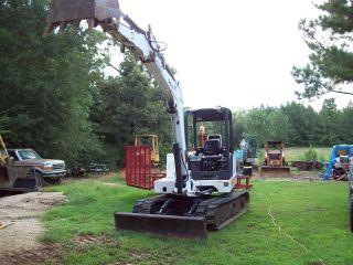2001 Bobcat 337 photo