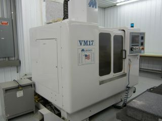 Cnc Vertical Machining Center 2000 Milltronics Vm17e photo
