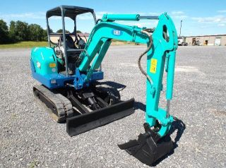 Ihi 28n2 Mini - Excavator photo