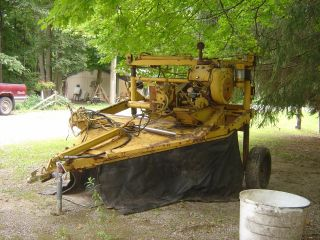 Stump Grinder photo