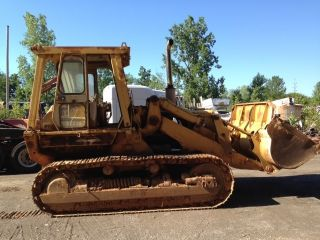 Caterpillar 977k Crawler Loader photo