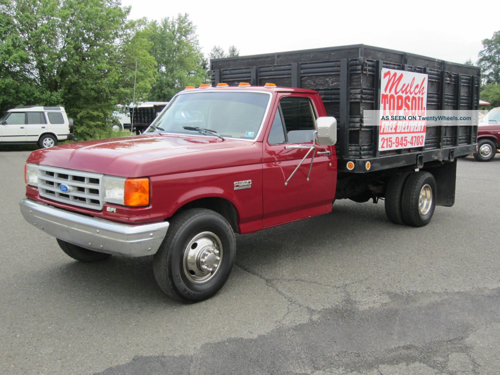 17564 Semi Trailer Dump Truck furthermore 488851734524416198 further 11670 1991 ford f 350 together with Skoda Zugmaschine moreover 04 Freightliner Fl70 Dump 76k Miles Auto. on semi truck dump trailers
