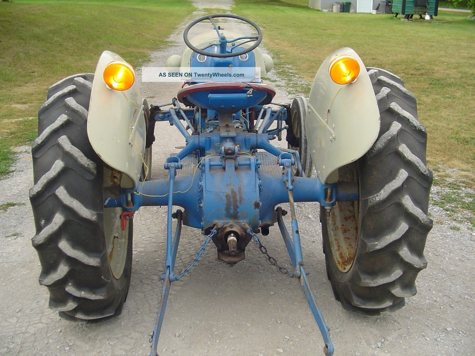 8n Ford Pto Diagram : Ford tractor parts bing images