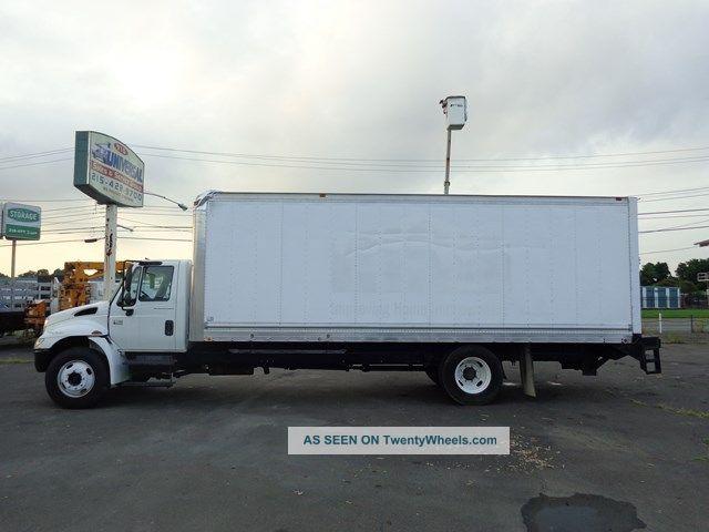 similiar 24 foot box truck weight keywords trailers commercial trucks van box trucks box trucks cube vans