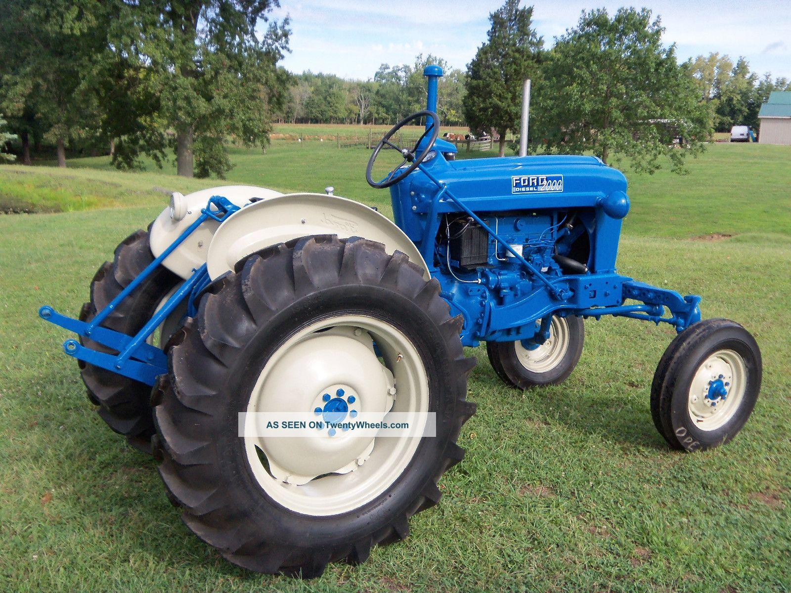 1000 images about vintage ford tractors on pinterest. Black Bedroom Furniture Sets. Home Design Ideas