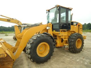 2007 Caterpillar 928hz Cab Wheel Loader photo