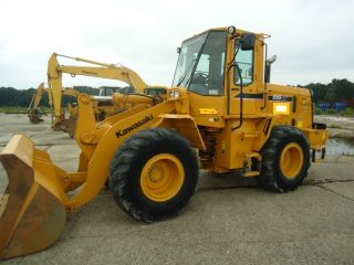 2010 Kawasaki 65v Wheel Loader photo