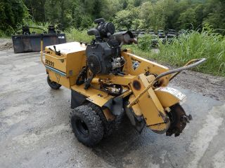 2004 Vermeer Sc252 Sc 252 Stump Grinder Shape Runs Good Video We Ship photo