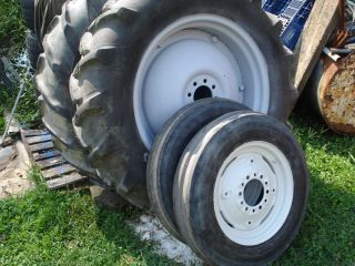 Ford jubilee 8 n massy international farm tractor rear and for Garage ford massy