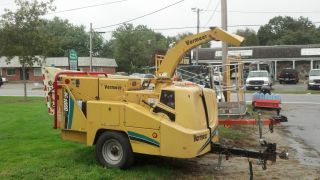 Wood Chipper Vermeer Bc1000xl 12 Inch photo